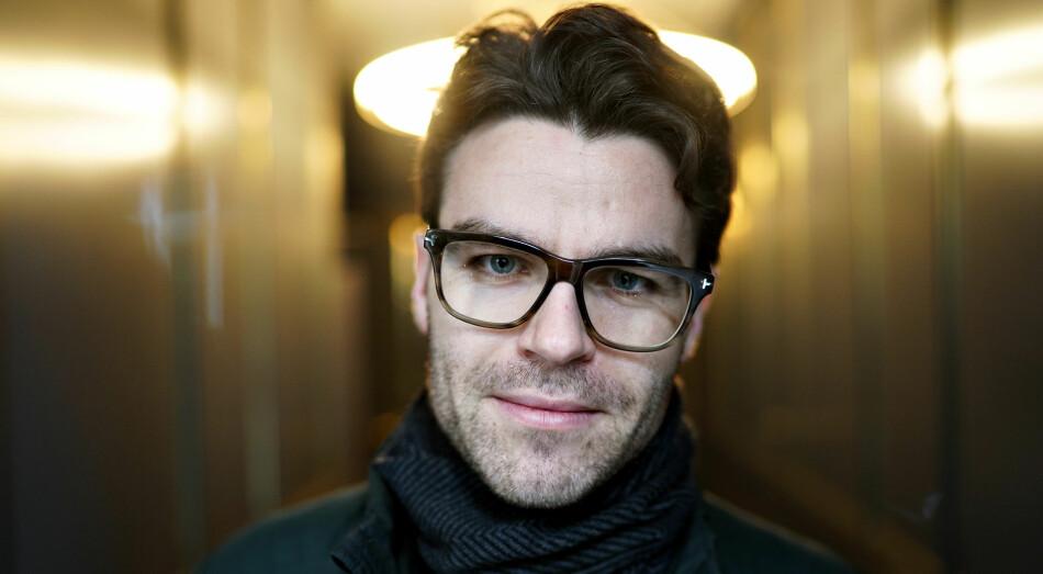 Mats Kirkebirkeland er Høyre-politiker og rådgiver i tankesmien Civita. Han har en del å utsette på dagens politikk for høyere utdanning. Foto: Ketil Blom Haugstulen