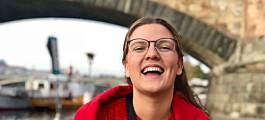 Marion (24) har lyst på toppverv i Norsk studentorganisasjon