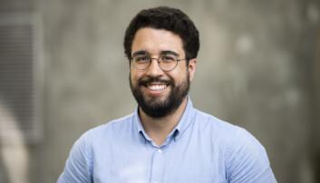 Nestleder i Norsk studentorganisasjon, Felipe F. Garcia.