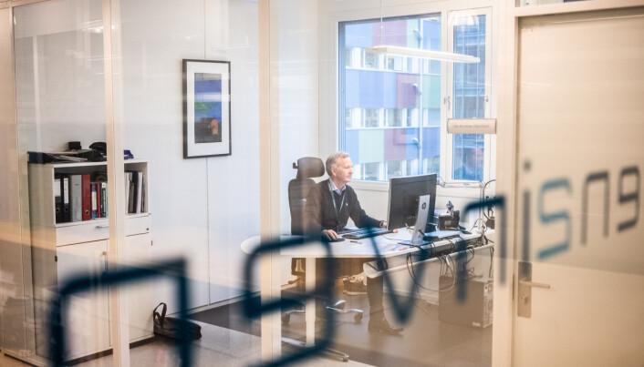 Ole Kristian Hjelstuen, direktør i Inven2