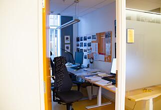 Kontorplass og samlokalisering: Fysisk rom gir handlingsrom