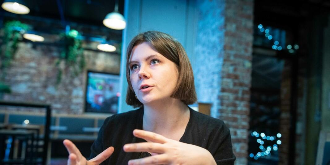 Hvilke konsekvenser krisen har for sårbare grupper får liten plass i offentlig debatt, mener Sunniva Folgen Høiskar, leder i SAIH.