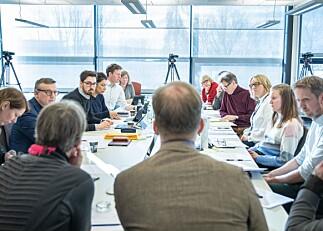 Demokrati og økonomi på styremøte på OsloMet