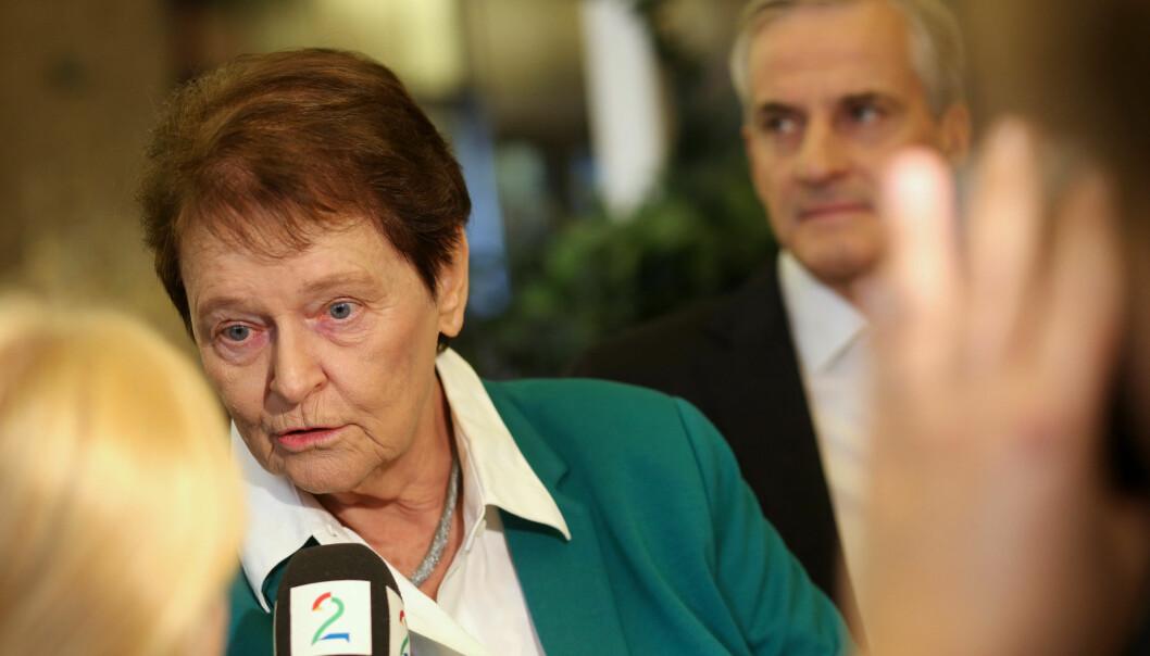 Gro Harlem Brundtland er co-styreleder for GPMB, som ber om milliarder til arbeidet mot koronaviruset.