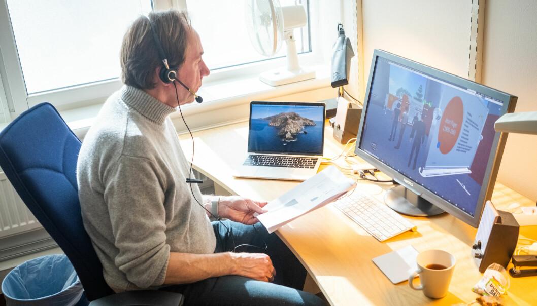 Mange har fått en ny og plutselig erfaring med digital undervisning som følge av korona-utbruddet.