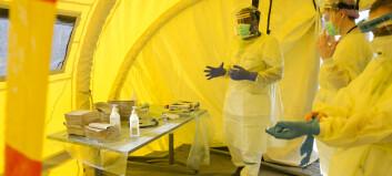 Anbefaler at studenter kan teste seg ut av smittekarantene