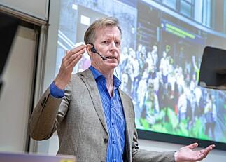 Curt Rice og hans rørende omsorg for utvalgte kvinner ved OsloMet