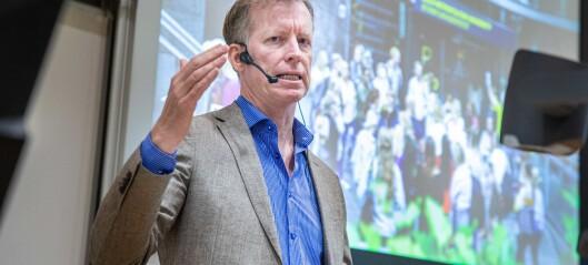 OsloMet-rektor Rice vil la kvinner komme tilbake på jobb før menn