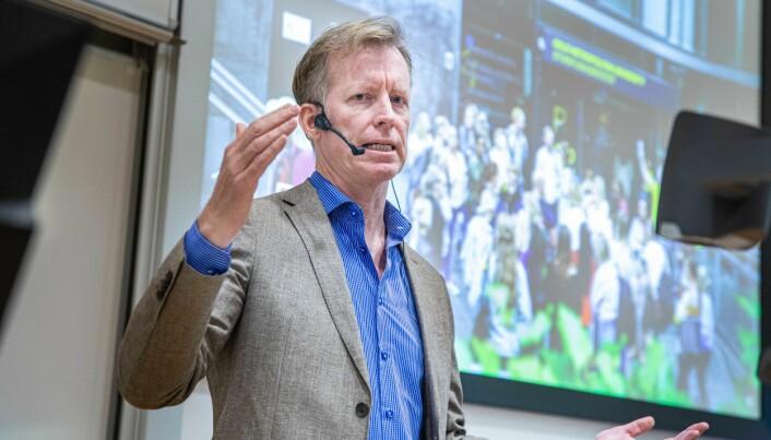 Rektor Curt Rice vil analysere nedgangen i disputaser.