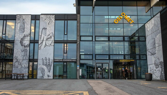 Dagens Romerike-campus ligger i Kunnskapsveien 55 på Kjeller, men leieavtalen vil ikke bli forlenget etter august 2023.