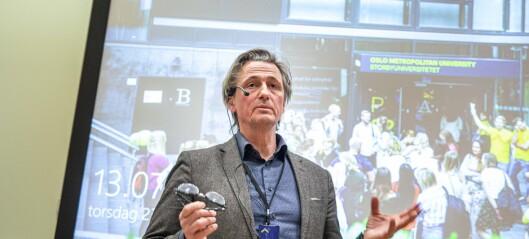Direktører styrer universitetene under koronakrisen