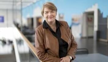 Heidi Kapstad, helsedekan USN
