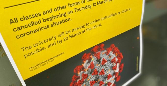 Et upresist språk skaper unødvendig angst om koronaviruset