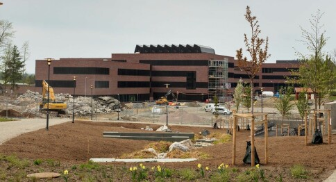 Regjeringen skrinlegger planer om å overta bygg