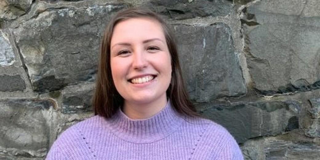 Henriette Seim tek med seg mykje engasjement dersom ho vert valt inn i Norsk studentorganisasjon.
