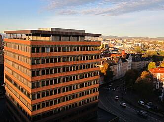 NIFUs hovedkvarter på Tøyen i Oslo. Foto: NIFU