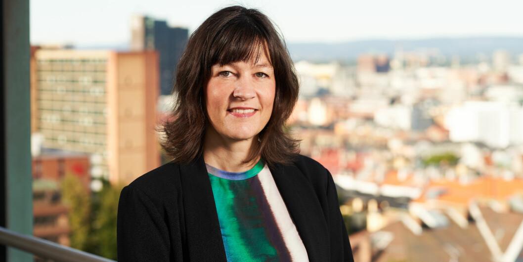 Vibeke Opheim er ny NIFU-direktør. Foto: NIFU
