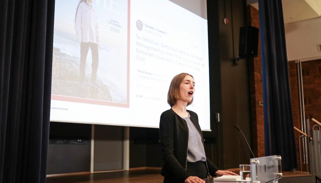 Daværende forsknings- og høyere utdanningsminister Iselin Nybø lanserte en grønn konkurranse i ni punkter 14. januar. Nå er konkurransen lagt på is.
