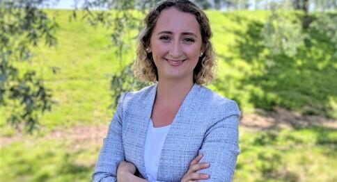 Karoline Lie er ny leder for USN-studentene