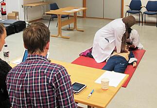 Skal gi legeautorisasjon uten muntlig eksamen