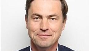 Vincent Fleischer er strategi- og kommunikasjonsdirektør i SINTEF.