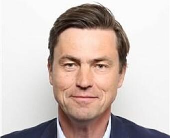Direktør for strategi og kommunikasjon Vincent Fleischer i Sintef.