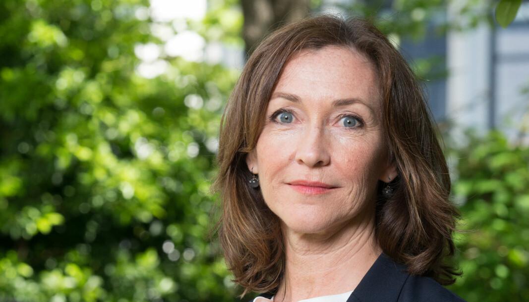 Administrerende direktør Elisabeth Maråk Støle i NORCE må belage seg på flere saker i rettsapparatet etter at 20 medarbeidere ble sagt opp tidligere i år.