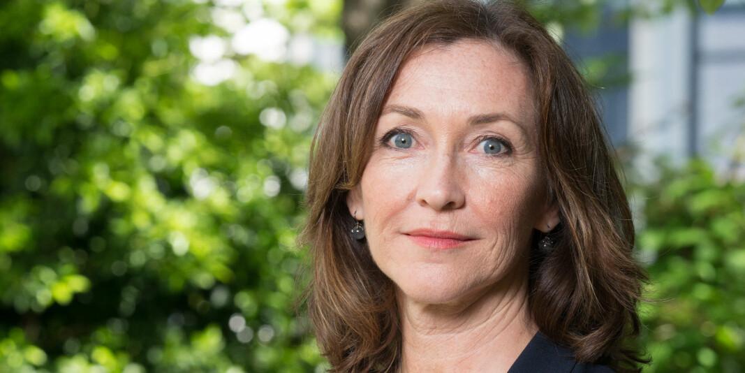Administrerende direktør i Norce, Elisabeth Maråk Støle, varsler nå nedbemanning.