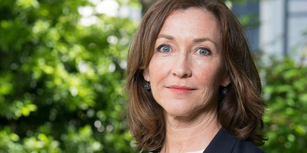 Administrerande direktør Elisabeth Maråk Støle i Norce har sett seg nøydd til å sende ut permitteringsvarsel til fleire tilsette.