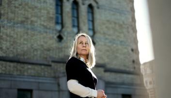 Marianne Synnes Emblemsvåg er også glad for at ordningen for forfulgte studenter blir videreført.