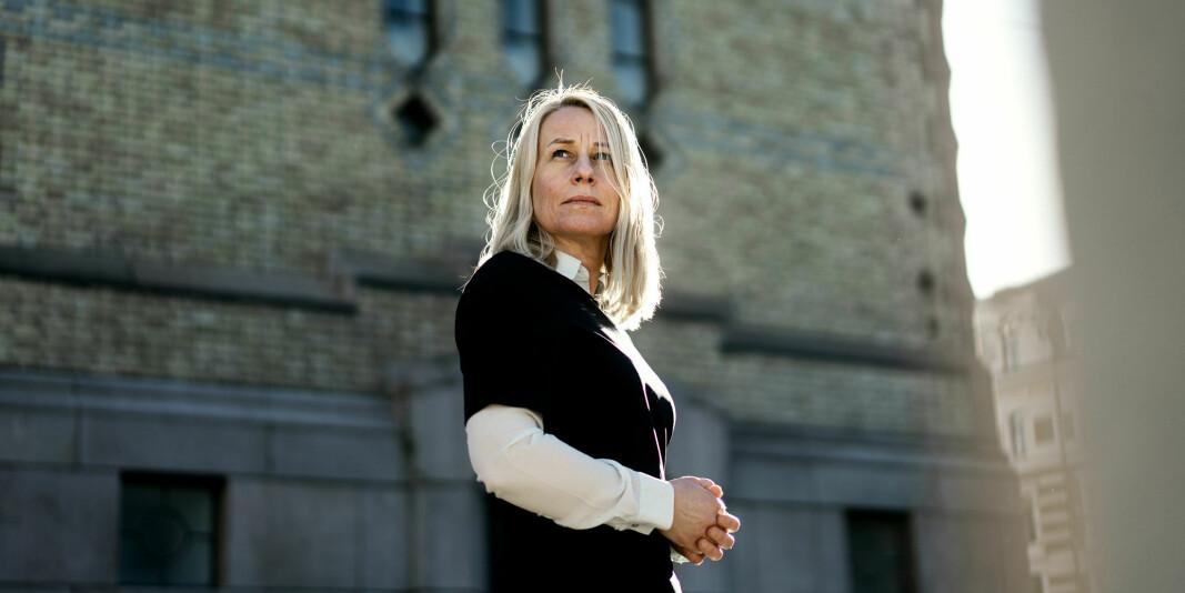Stortingsrepresentant Marianne Synnes Emblemsvåg oppfordrer til økt oppmerksomhet rundt studentenes læringsubytte i en digital undervisningsfremtid.
