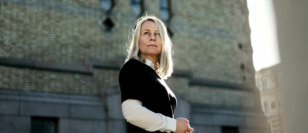 Marianne Synnes Emblemsvåg har bestemt seg for å takke nei til gjenvalg på Stortinget, og gå tilbake til NTNU.