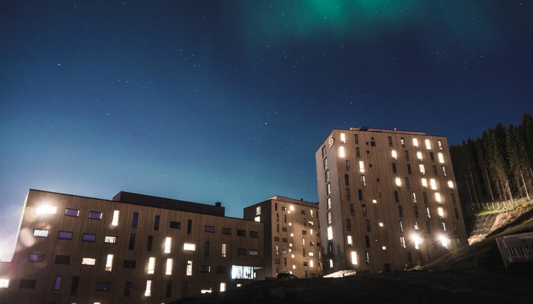 Norges arktiske studentsamskipnad har bestemt at studentene ikke får lov til å ha besøk om de bor i studentkollektiv frem til den 18. januar.