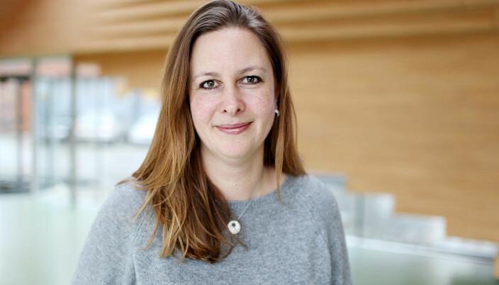 Anne Cathrin Østebø, administrerende direktør i Validé.