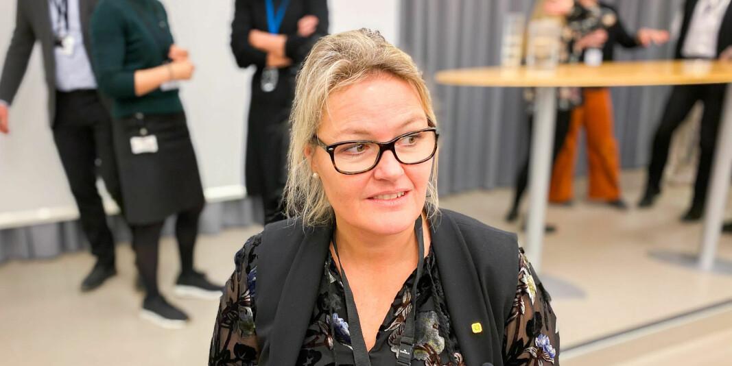Torill Nagelhus Hernes er prorektor for nyskaping ved NTNU.