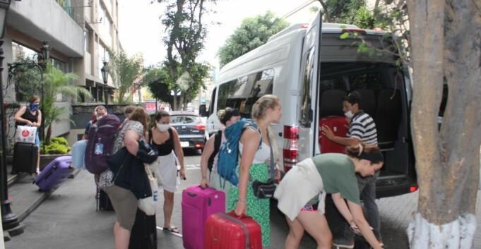 Det går mot løsning for det koronafaste reisefølget i Peru