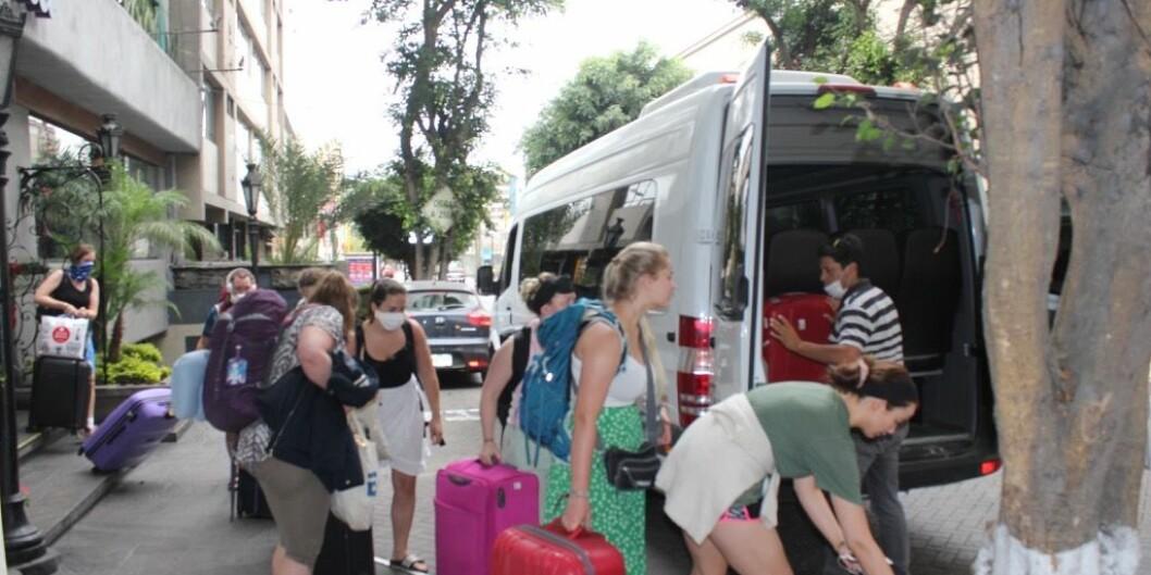 Studenter fra NLA får ikke lov å forlate Peru på grunn av stengte landegrenser.