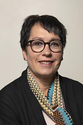 Hanne Marie Johansen er uroa for kvinneandelen ved UiB.