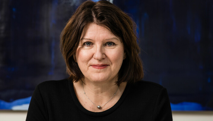 Kari Sollien, leder Akademikerne