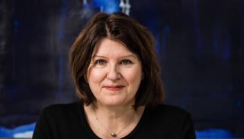 Leder av Akademikerne, Kari Sollien.