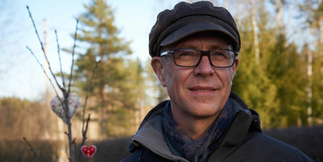 Tor Solbakken meiner at det er viktig at ein som han, med høg utdanning, god jobb og familie, fortel om det han har opplevd.