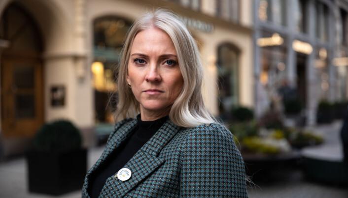 Lill Sverresdatter Larsen.