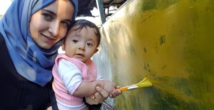 Sterkt dokumentardrama fra Aleppo