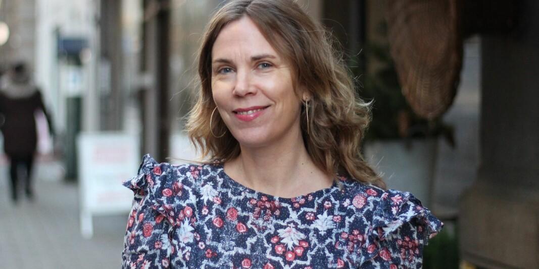 Helene Ingierd har jobbet ved De nasjonale forskningsetiske komiteene siden 2008.