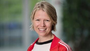 Ingvill Stuvøy er postdoktor ved NTNU og de midlertidig ansattes representant i styret. Hun mener et av funnene i ny Fafo-rapport er bekymringfullt.
