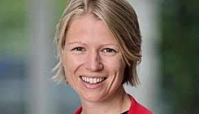 Ingvill Stuvøy er postdoktor ved NTNU og er valgt inn som ny representant i styret.