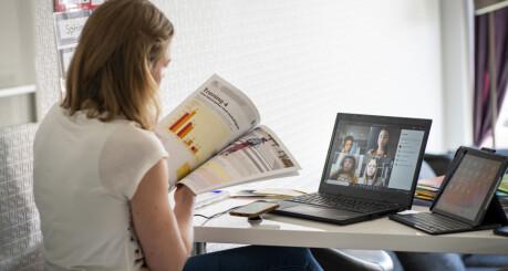 Kunnskapsutviklende dialoger gir læring i digitale omgivelser