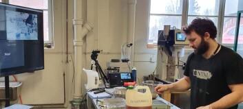 Ber Asheim åpne opp laboratoriene