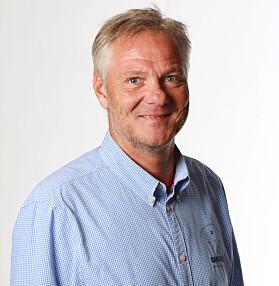 Administrerende direktør i Studentsamskipnaden i Sørøst-Norge, Hans Erik Stormoen. Foto: SSN