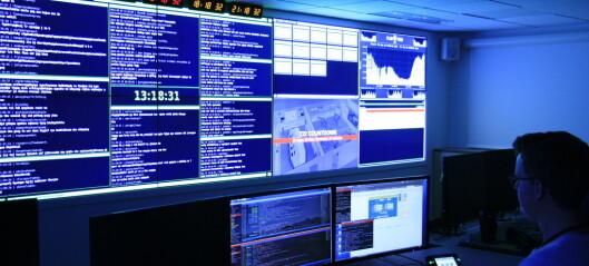 Heimekontor set IKT-tryggleiken på prøve